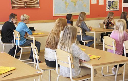 Ylva Säfvelin/AiBild skola i Tyresö